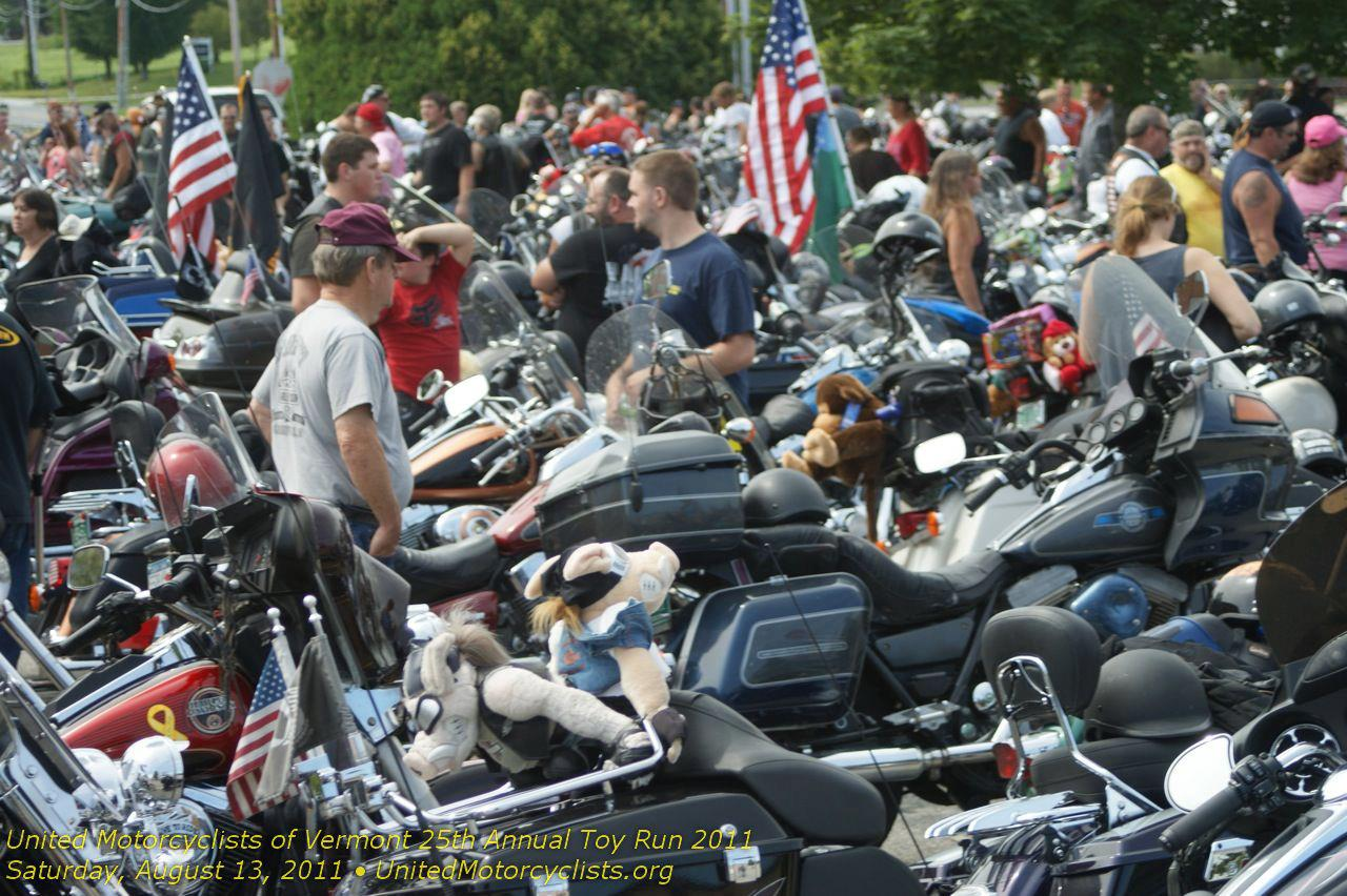 UMV 25th Annual Toy Run