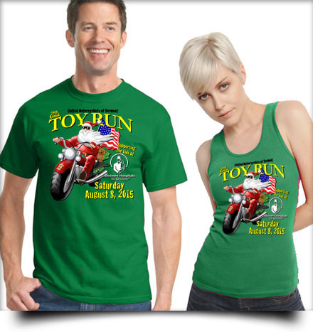 Toy Run Shirts